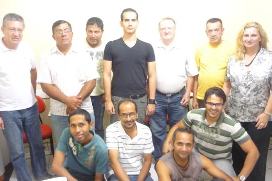 Reunião informal 1